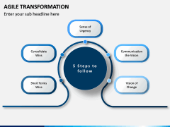 Agile Transformation PPT Slide 14