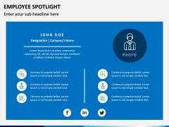 Employee Spotlight PPT Slide 16