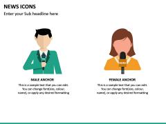 News Icons PPT Slide 9