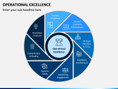 Operational Excellence PPT Slide 8