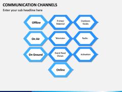Communication Channels PPT Slide 11