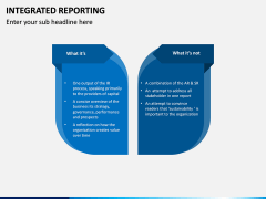 Integrated Reporting PPT Slide 11