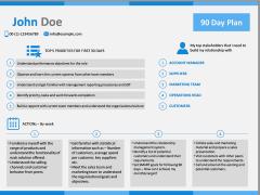 30 60 90 Day Plan PPT Slide 5