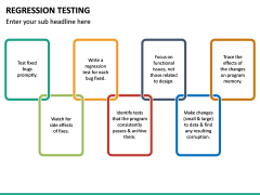 Regression Testing PPT Slide 29