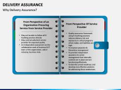 Delivery Assurance PPT Slide 6