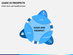 Leads Vs Prospects PPT Slide 2