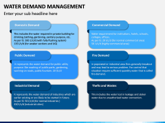 Water Demand Management PPT Slide 6