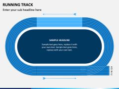 Running Track PPT Slide 5