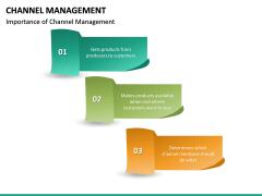 Channel Management PPT slide 27