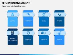Return on Investment PPT Slide 3