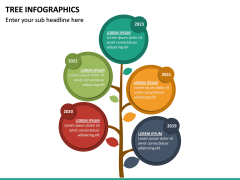 Tree Infographics PPT Slide 37