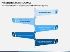 Preventive Maintenance PPT Slide 9