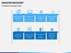 Disaster Recovery PPT Slide 12