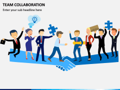 Team Collaboration PPT Slide 3