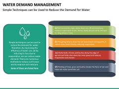 Water Demand Management PPT Slide 16