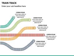 Train Track PPT Slide 28
