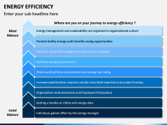 Energy Efficiency PPT Slide 17
