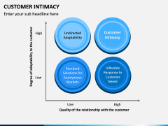 Customer Intimacy PPT Slide 15