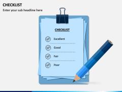 Checklist PPT slide 1
