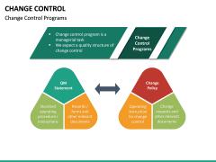 Change Control PPT Slide 25