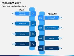 Paradigm Shift PPT Slide 3