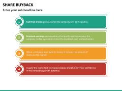 Share Buyback PPT Slide 22