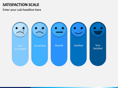 Satisfaction Scale PPT Slide 3