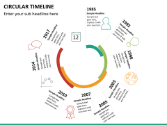 Timeline bundle PPT slide 102