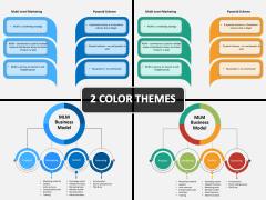 Multi Level Marketing (MLM) PPT Cover Slide