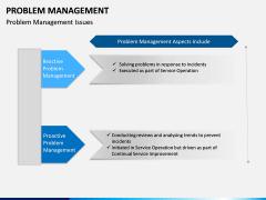 Problem Management PPT slide 17