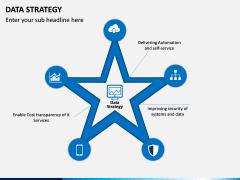 Data Strategy PPT Slide 1