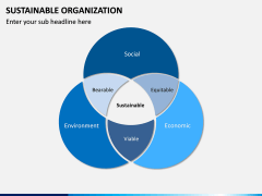 Sustainable Organization PPT Slide 5