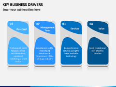 Key Business Drivers PPT Slide 4