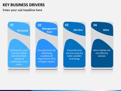 Key Business Drivers PPT Slide 4