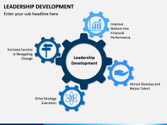 Leadership Development PPT Slide 1