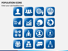 Population Icons PPT Slide 5