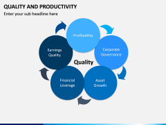 Quality and Productivity PPT Slide 9