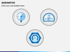 Barometer Icons PPT Slide 3