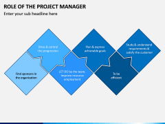 Role of the Project Manager PPT Slide 5