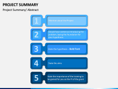 Project Summary PPT Slide 9