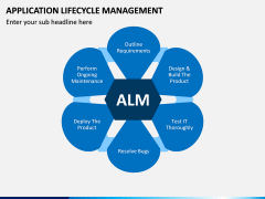 Application Lifecycle Management PPT Slide 2