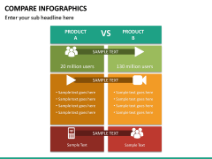 Compare Infographics PPT slide 38