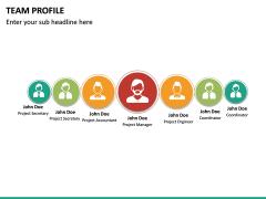 Team Profile PPT Slide 34