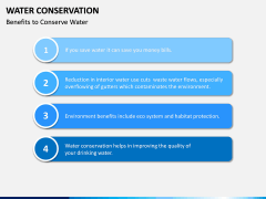 Water Conservation PPT Slide 12
