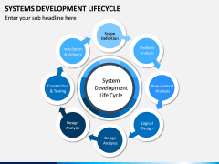 Systems Development Lifecycle PPT Slide 2