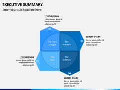 Executive Summary PPT Slide 8