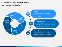 Communications Strategy PPT slide 11