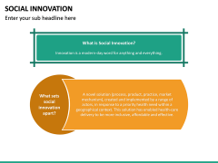 Social Innovation PPT Slide 16