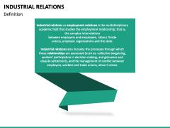Industrial Relations PPT Slide 19