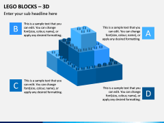 Lego blocks PPT slide 5